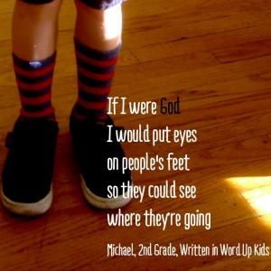 Eyes on Feet  If I Were God